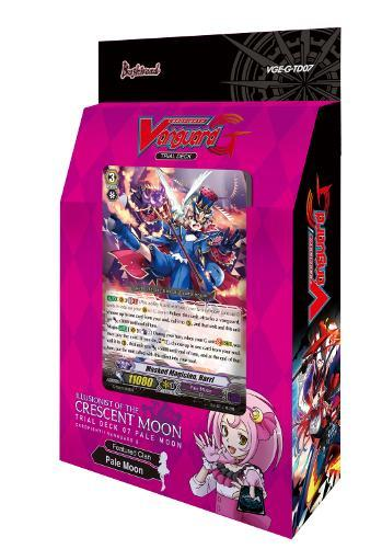 Trial Deck G TD07 : Illusionist of the Crescent Moon 505